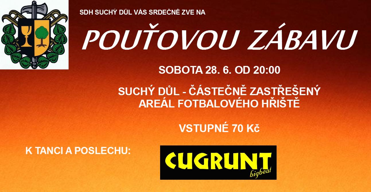 Pouťová Zábava 2014